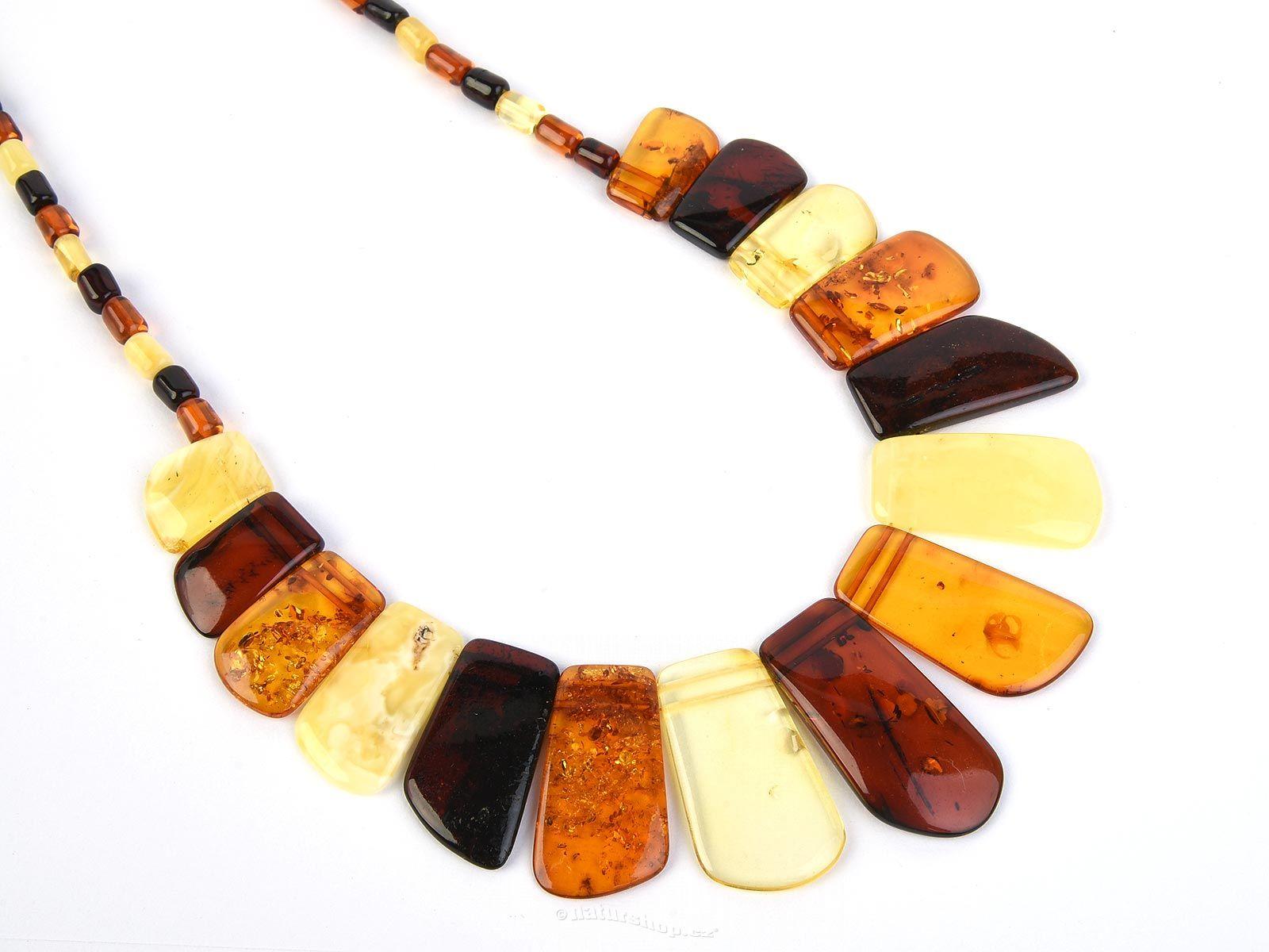 d79e632fe Jantarové šperky