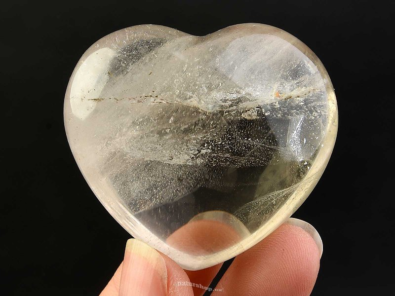 Crystal Heart Selection (77g)