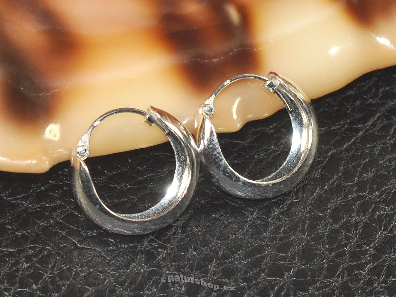 Strong rings silver 925/1000 17 mm
