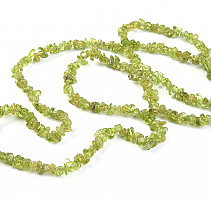 Peridot Necklace (90CM)