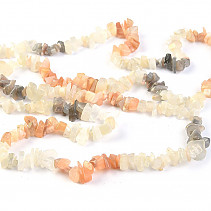 Moonstone Necklace (90CM)