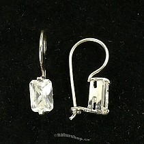 Ag 925/1000 silver earrings typ071