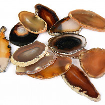 Natural smaller agate slice
