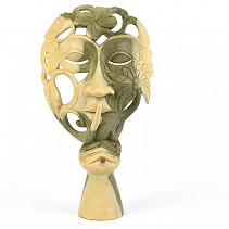 Wood mask (Indonesia) 25cm (typ461)