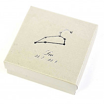Gift paper box zodiac sign Leo (Leo)
