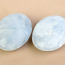 Massage soap Calcite blue smaller