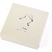 Paper Gift Box Sign Libra (Pound)