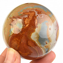 Jasper variegated ball Madagascar 262g