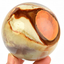 Ball jasper variegated Madagascar Ø 64mm
