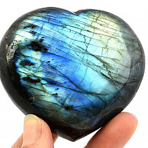 Heart of labradorite 226g