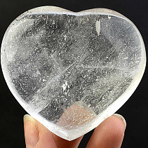 Crystal smooth heart extra QA (167g)