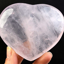 Love rose quartz 329g