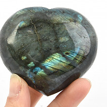 Heart of labradorite Madagascar 247g