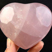 Love rose quartz 364g