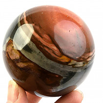 Ball jasper variegated Ø 67mm Madagascar