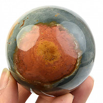 Ball jasper variegated Ø 61mm 303g