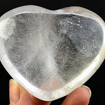 Crystal smooth heart extra QA (217g)