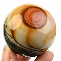 Ball jasper varied Ø 46mm 127g
