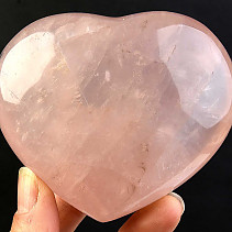 Love rose quartz 372g