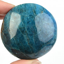 Blue apatite selection (162g)