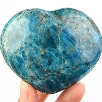 Beautiful heart of apatite 272g