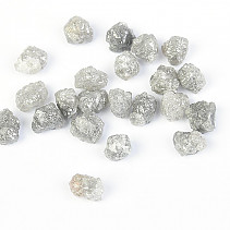 Diamond natural crystal Congo (approx. 0.75ct)