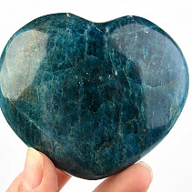 Beautiful heart of apatite 286g