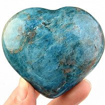 Beautiful heart of apatite 259g