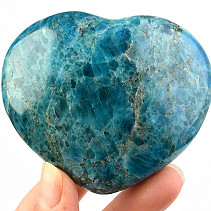 Beautiful heart of apatite 261g