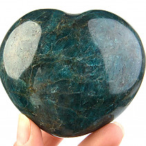 Beautiful heart of apatite 329g