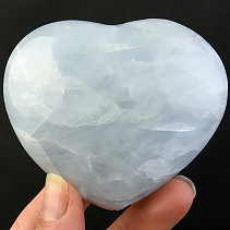 Heart of blue calcite 233g - discount