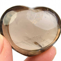 Heart of smoky quartz (Madagascar) 42g