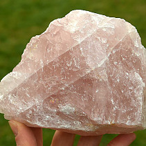 Natural rose quartz (Madagascar) 1036g