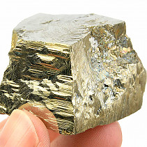 Irregular cube pyrite 113g 36mm