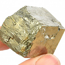 Irregular cube pyrite 58g 26mm