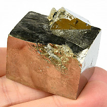 Selective pyrite cube 88g