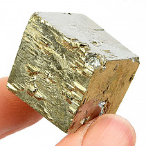 Selective pyrite cube 40.5g
