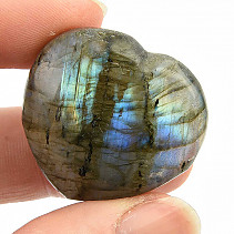 Heart of labradorite (17g)