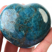 Smooth heart of apatite 307g