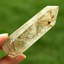 Crystal with spike rutile cut (50g)
