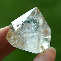 Spike crystal with inclusions cut (49g)