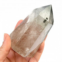 Crystal with inclusions tip cut (402g)