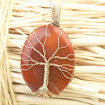 Tree of Life pendant agate bizh (18g)