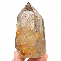 Spike from smoky quartz 190g
