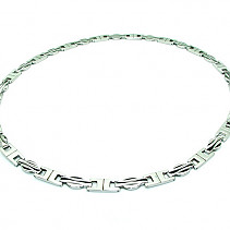Necklace surgical steel TYP037