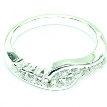 Ring Silver Ag 925/1000 - typ013