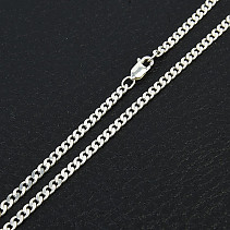 Ag 925/1000 silver chain 45cm approx. 6,8g