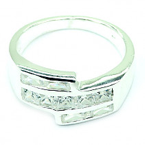 Ring Silver Ag 925/1000 - typ011