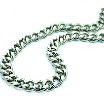 Chain of surgical steel unisex typ029