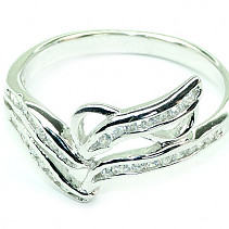 Ring Silver Ag 925/1000 - typ002
